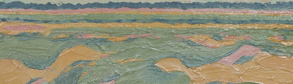 Coral Reef, Acrylic, 16x20