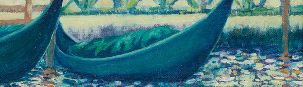 Venice, Oil, 12×16